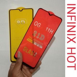Kính cường lực 9D 21D bảo vệ màn hình cho Infinix HOT 10 HOT 10 Plus HOT 10 Plus thumbnail
