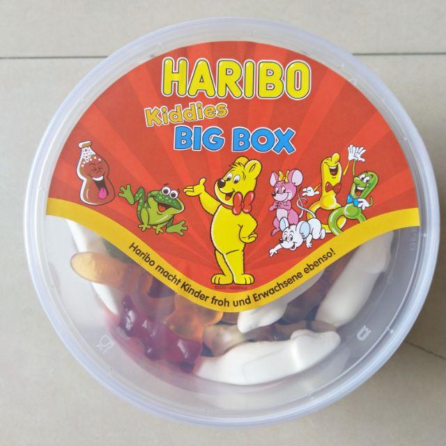 Kẹo dẻo Haribo Big Box 1.3kg