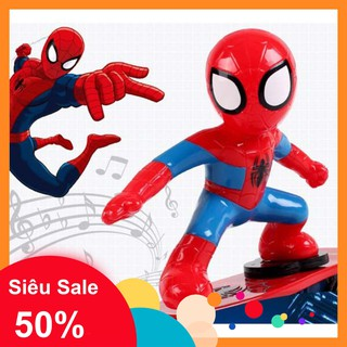 [Giảm Giá Mạnh] Ván trượt người nhện cho bé