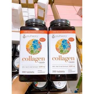 (Chính hãng ) viên uống COLAGEN MỸ YOUTHEORY chống loã h thumbnail
