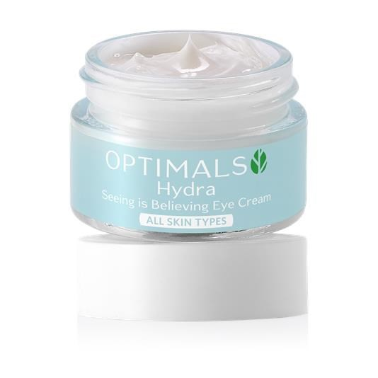 KEM DƯỠNG VÙNG DA QUANH MẮT Optimals Hydra Seeing is Believing Eye Cream All Skin types.32464