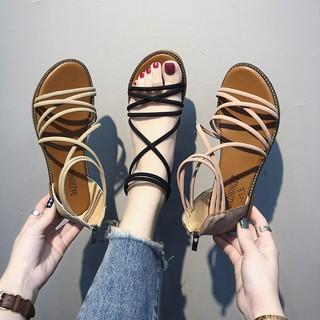 Giày Sandal Chiến Binh Cao Cổ nữ phong cách thời trang, trẻ trung, cá tính