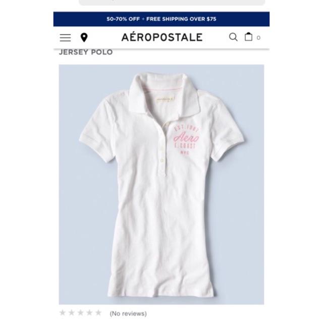 Áo phông polo hàng Aeropostale