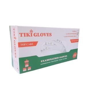 Găng Tay Y Tế Cao Su Có Bột Latex Powdered Examination Gloves size S, M, XS thumbnail
