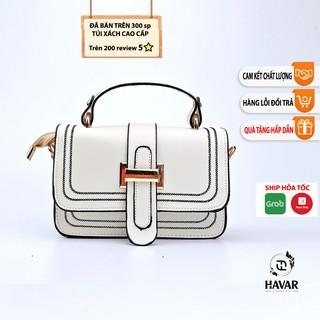 Túi Đeo Chéo Nữ Công Sở, Túi Đeo Vai Phong cách Hàn Quốc HV021