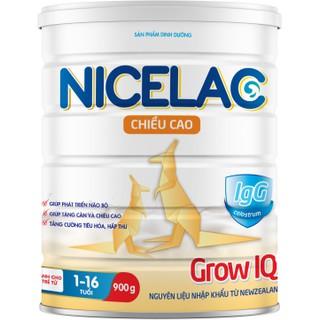 Sữa non Nicelac Grow IQ Hộp 900 gram