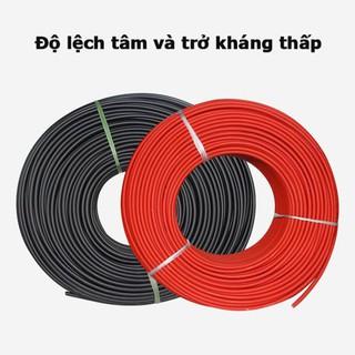 1 mét dây điện năng lượng mặt trời DC 4.0mm cáp điện một chiều chất lượng cao LEADER