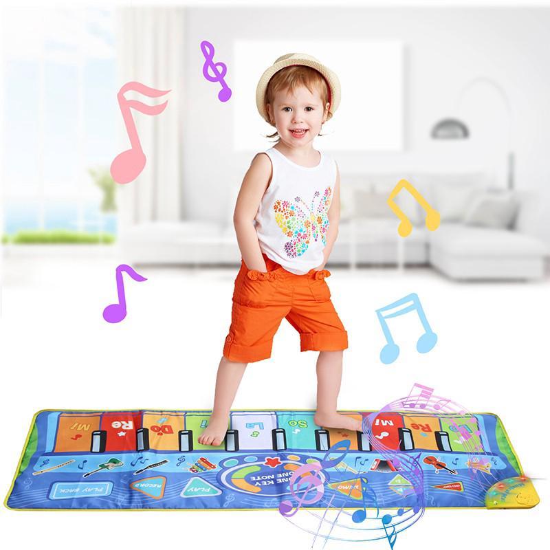 Thảm nhạc đa năng đồ chơi cho bé