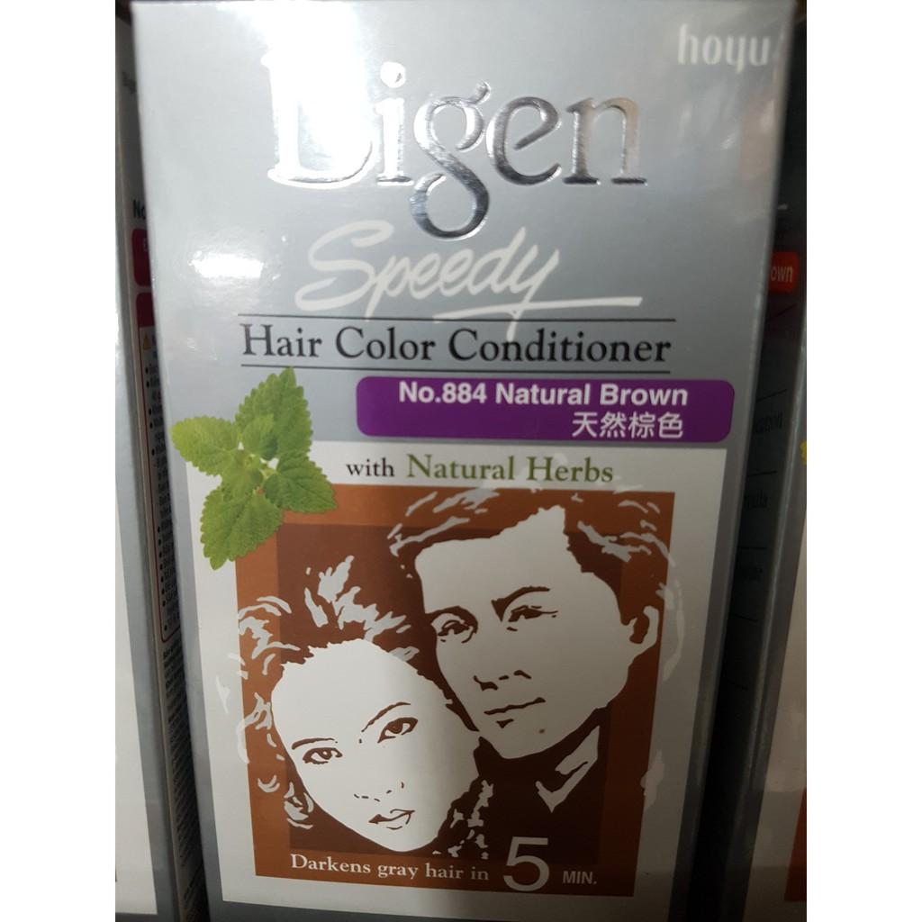 Thuốc Nhuộm Tóc Bigen Speedy Hair Color Conditioner (ĐỦ MÀU) - 2768118 , 567312942 , 322_567312942 , 120000 , Thuoc-Nhuom-Toc-Bigen-Speedy-Hair-Color-Conditioner-DU-MAU-322_567312942 , shopee.vn , Thuốc Nhuộm Tóc Bigen Speedy Hair Color Conditioner (ĐỦ MÀU)