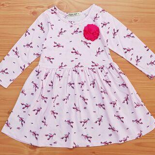 Đầm Zara xuất dư rất xinh cho bé