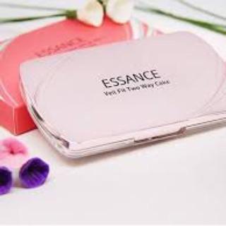 Phấn Essance hộp hồng SPF 30++ Tặng thêm 1 miếng Đấp mặt nạ
