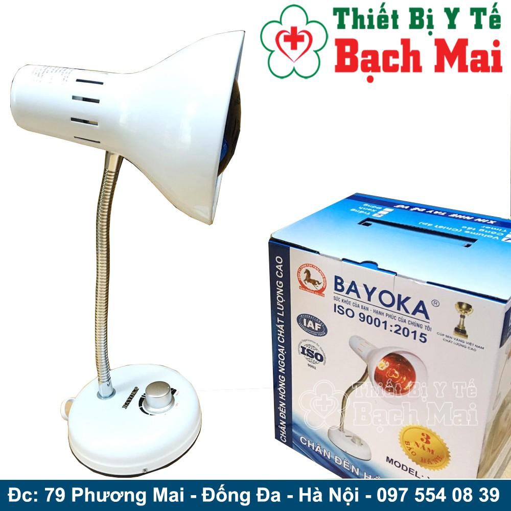 Đèn Hồng Ngoại Bayoka + Có Bóng 250w [Chiếu Giảm Đau Xương Khớp + Tắc Tia Sữa]