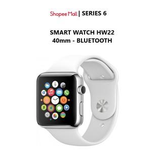 Đồng hồ thông minh HW22 - bản seri 6 mới nhất 2021 có tiếng việt hỗ trợ thay hình nền đồng hồ