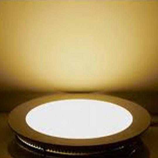 [FREESHIP] BÓNG ĐÈN LED ÂM TRẦN KENNO TRẮNG VÀNG 6W, 9W, 15W
