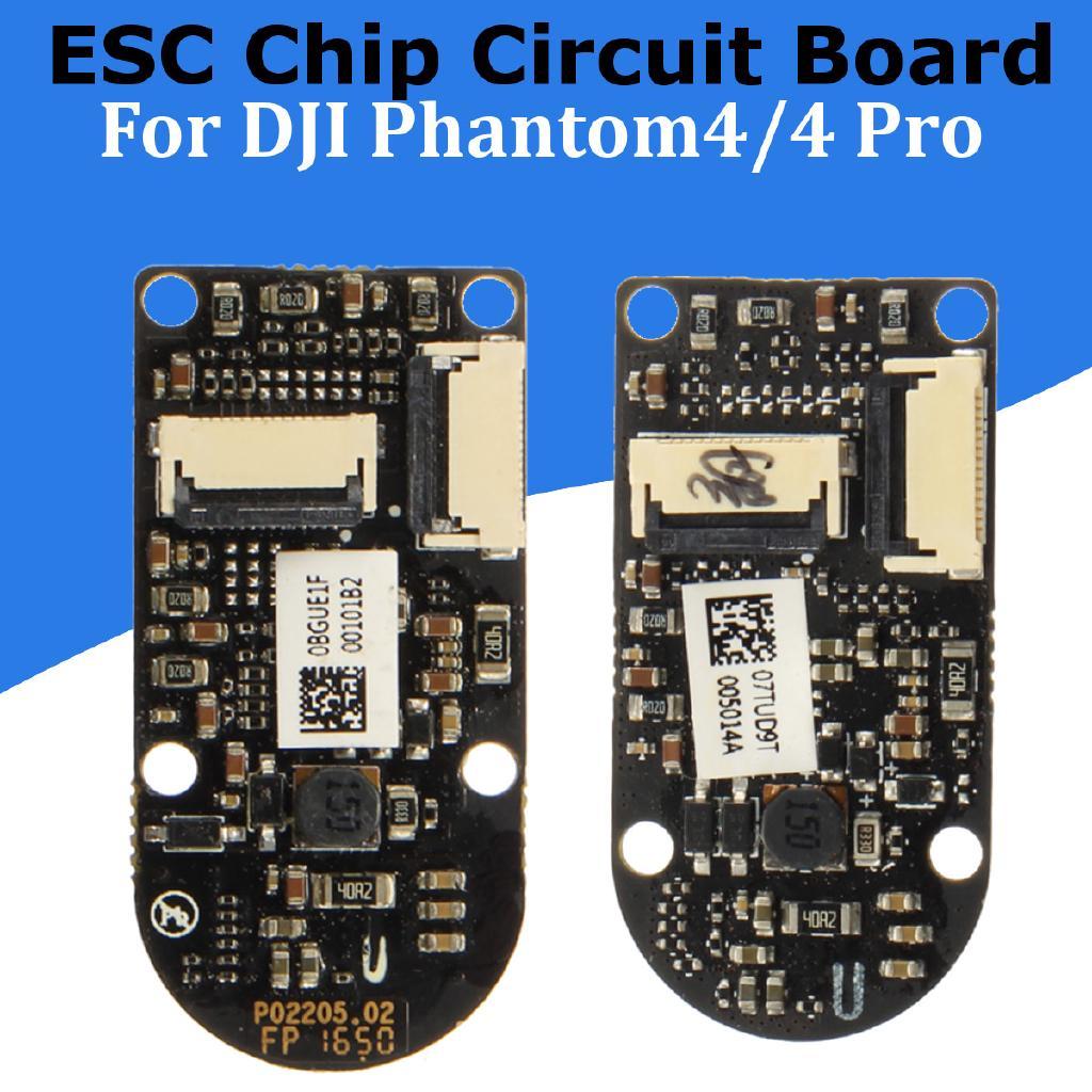 New YR Motor ESC Chip Circuit Board for DJI Phantom4/4 Pro Repair Part Tools