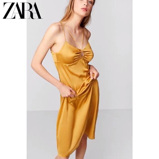 (Sẵn) Váy Zara auth tuồn sịn