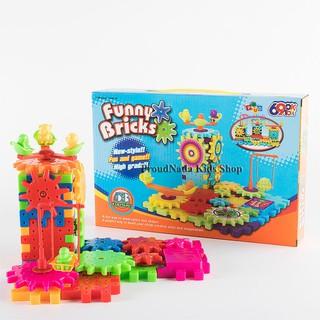 Xếp Hình Pin Funny Bricks 2808