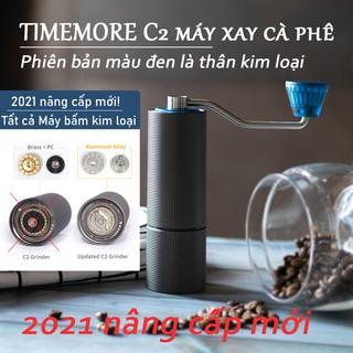 Máy xay cà phê cầm tay Timemore Lite C2 phiên bản nâng cấp chất lượng cao