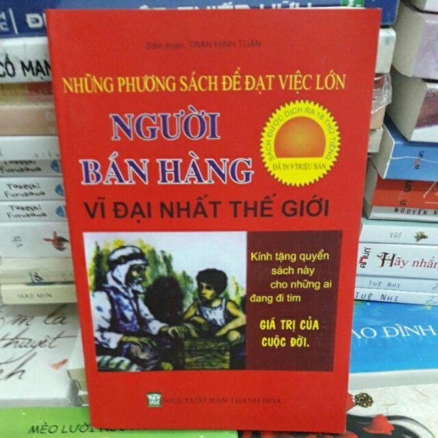 Người bán hàng vĩ đại nhất thế giới. - 3272749 , 789979530 , 322_789979530 , 38000 , Nguoi-ban-hang-vi-dai-nhat-the-gioi.-322_789979530 , shopee.vn , Người bán hàng vĩ đại nhất thế giới.