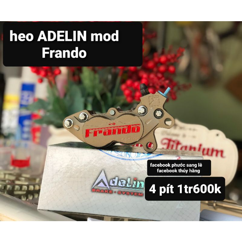 Heo ADELIN... mod frando  .  4 pít..