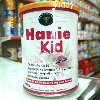 Sữa Hanie kid biếng ăn 400g thumbnail