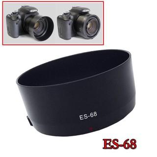 Hood ES-68 Cho ống kính canon EF 50mm F 1.8 STM Lens L-HOOD ES 68 thumbnail
