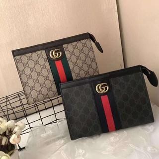 Túi Da cầm tay nam,nữ dáng vừa,Ví da Túi Gucci ,LV dáng cực chuẩn, form đẹp sang chảnh