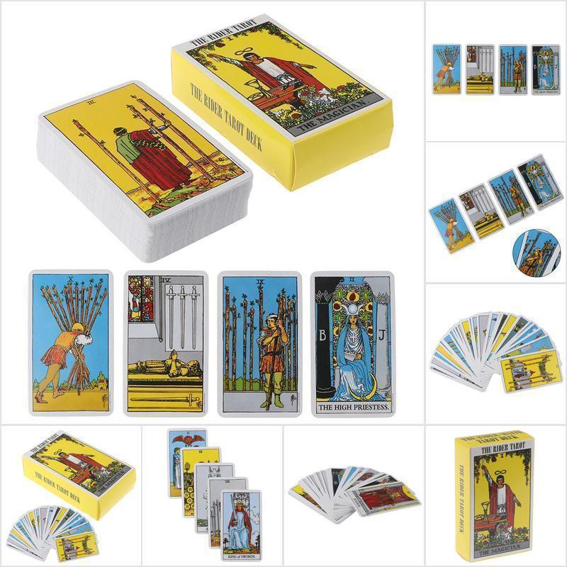 Hộp Bài Tarot 78 Lá Tiện Dụng