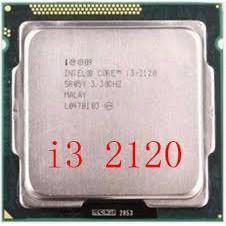 CPU i3 2120 sk1155