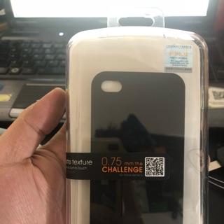Case nhựa Iphone 4/4S X-Level hàng cao cấp đen nhám