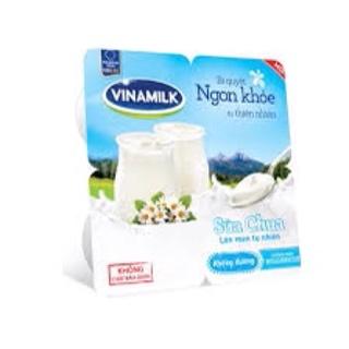 Sữa Chua vinamilk ( vỉ 4 hộp )