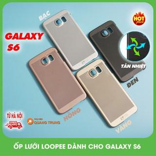 Ốp lưới chính hãng Loopee dành cho galaxy S6 cực hot thumbnail