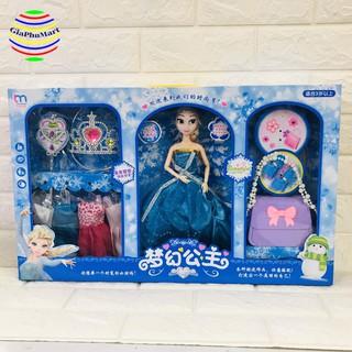 Đồ Chơi Búp Bê Elsa - Đồ chơi bé gái thumbnail