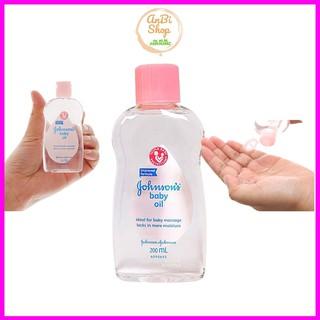 Dầu massage Johnson s Oil 50ml, 200ml thumbnail