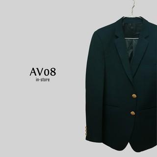 Áo vest nam xanh rêu đậm