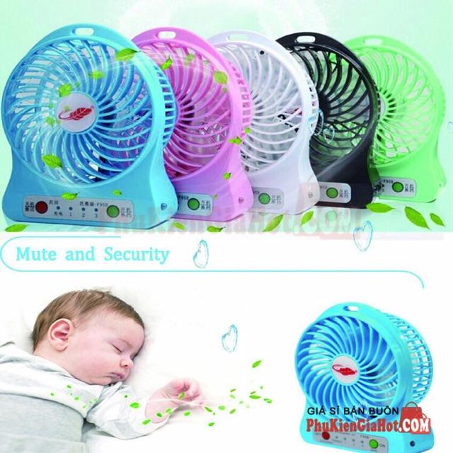 Quạt mini tích điện cho bé - 3583089 , 1072901658 , 322_1072901658 , 39000 , Quat-mini-tich-dien-cho-be-322_1072901658 , shopee.vn , Quạt mini tích điện cho bé