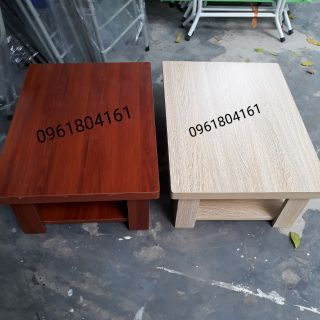 bàn nhật - bàn trà 2 tầng 50 x 70 [hỏa tốc 1h]