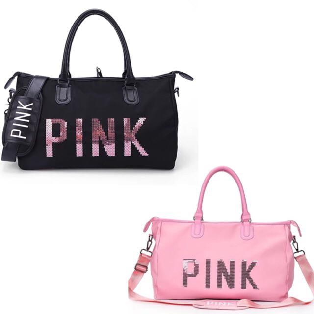 Túi xách du lịch Pink tiện dụng-chống thấm