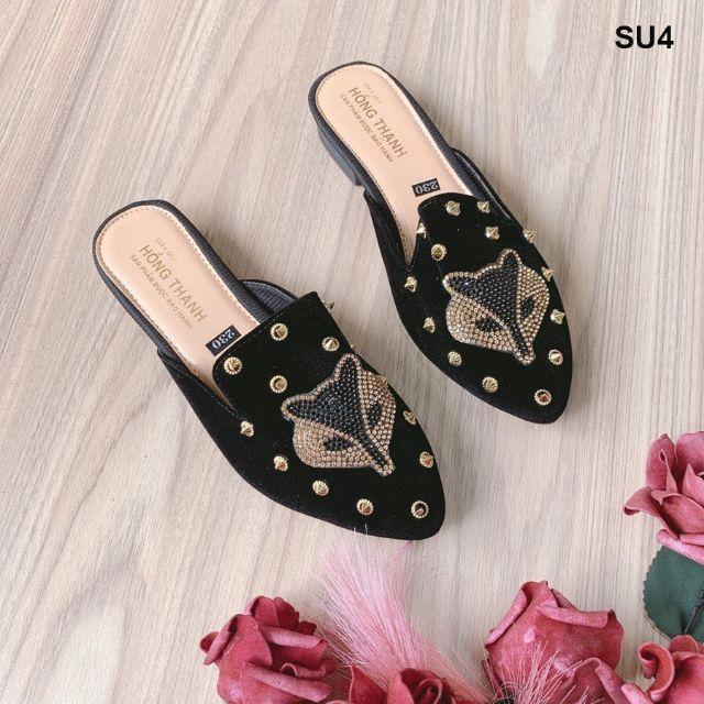 [FREESHIP] Giày sục nữ hình hồ ly