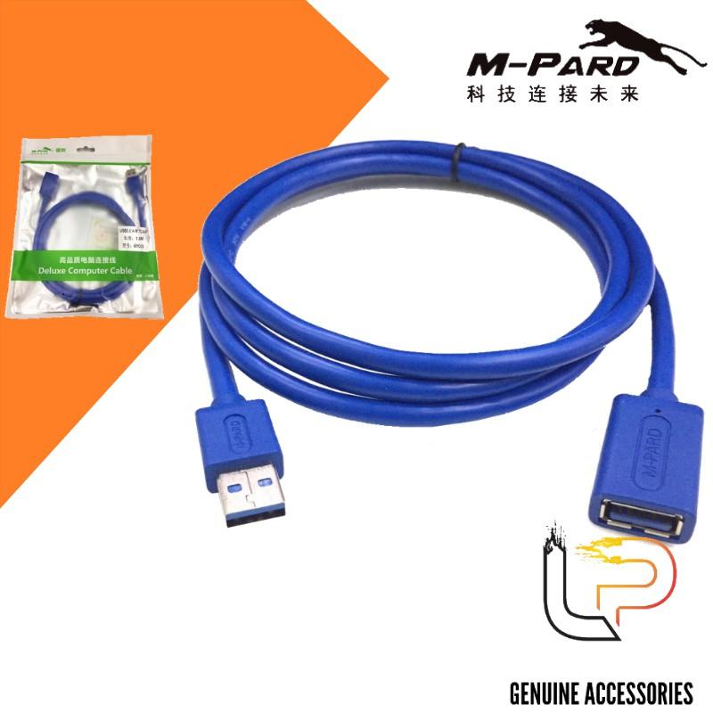 CÁP USB NỐI DÀI 3.0 DÀI 1.5M - 3M - 5M M-PARD