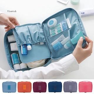 Túi đựng đồ trang điểm chống thấm nước tiện lợi thumbnail
