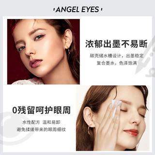 Angeleyes eyeliner thấm mồ hôi, lâu trôi, không trang điểm, lem, đầu rất mảnh, học sinh mới tập nằm tằm bên trong lót thumbnail