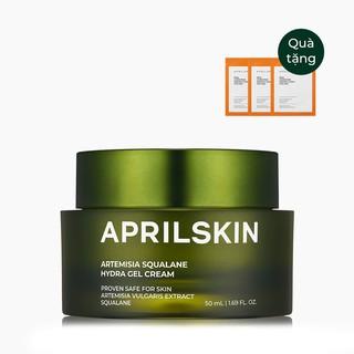 Kem dưỡng Ngải Cứu Aprilskin Artemisia Squalane Hydra Gel Cream 50g thumbnail