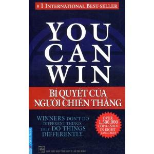 Sách You Can Win - Bí Quyết Của Người Chiến Thắng
