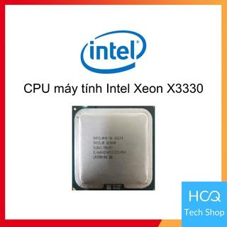 [Mua để nhận quà] CPU máy tính Intel Xeon X3330 thumbnail