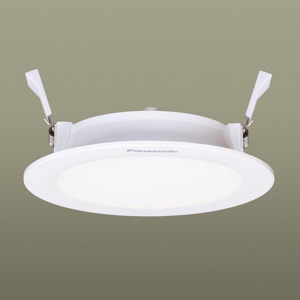 Đèn LED Neo Slim Downlight Tròn PANASONIC 6W/ 9W/ 12W/ 15W/ 18W - ÁS Vàng/ Trung Tính/ Trắng. Chính Hãng - HIBUCENTER