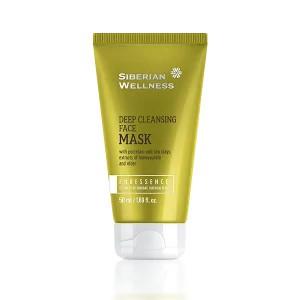 Mặt nạ làm sạch sâu SIBERIAN WELLNESS Deep Cleansing Face Mask