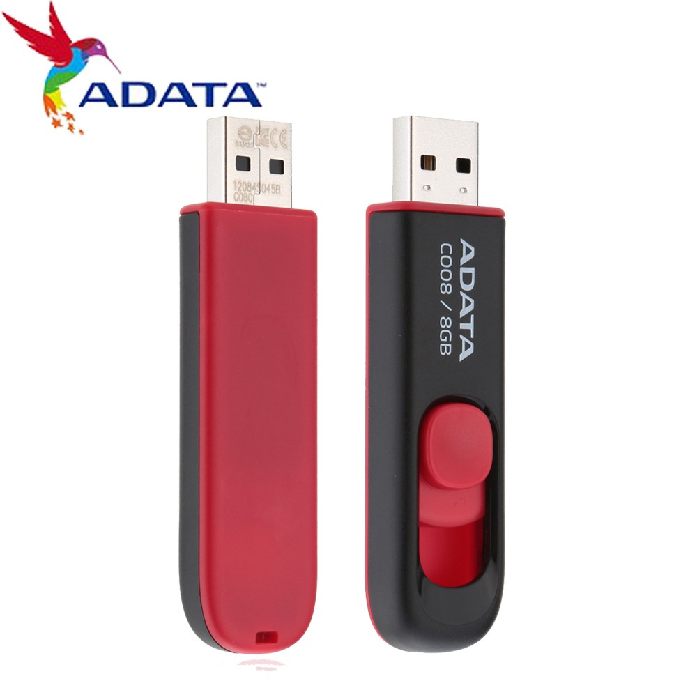 [BH 5 năm] Usb Adata C008 16GB 2.0 giá rẻ