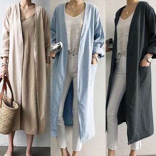 Áo khoác Cardigan tay dài thời trang cho nữ