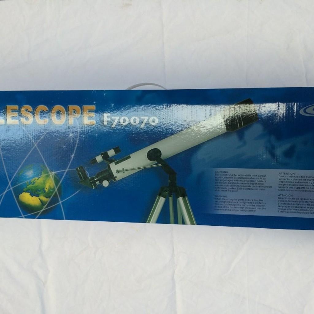 Kính thiên văn Telescope Bằng Nhôm Có Zoom đến 50X ngắm sao cực rõ
